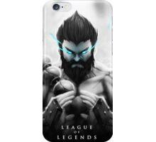 League of Legends - Udyr iPhone Case/Skin