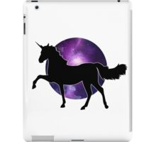 Galaxy Unicorn  iPad Case/Skin