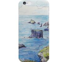 The Northern Islets of Norfolk iPhone Case/Skin