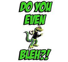 Do You Even Lizard Bleh?! by GamingTV