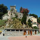St Terenzo Castle by Gino Iori
