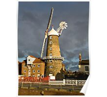 Maud Forster Windmill II (Boston) Poster