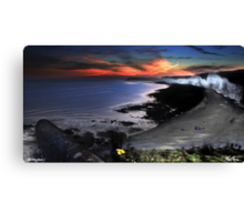 Birling Gap - Beachy Head - Eastbourne Canvas Print