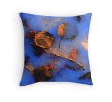 """""""Blinded"""" Throw Pillow"""