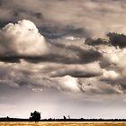 A Prairie Storm by David Haviland