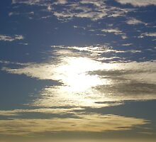 bright sky by brucemlong