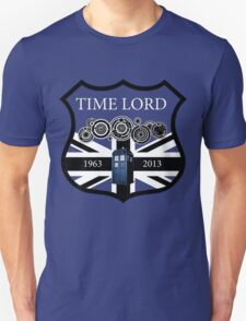 DOCTOR WHO 50TH ANNIVERSARY Unisex T-Shirt