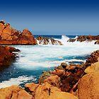 Canal Rocks, Yallingup by Geoff White