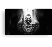 League of Legends - Braum Canvas Print