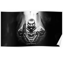 League of Legends - Braum Poster