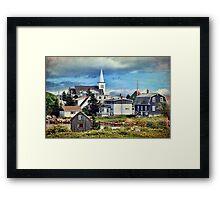 Prospect, Nova Scotia Framed Print