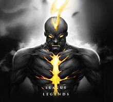 League of Legends - Brand by leagueofposters