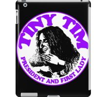 Tiny Tim #6 (Purple) iPad Case/Skin