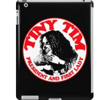Tiny Tim #6 (Red) iPad Case/Skin