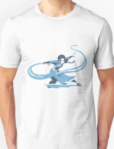 Minimalist Katara from Avatar the Last Airbender T-Shirt