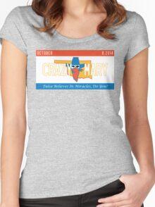 Tulsa OKC Women's Fitted Scoop T-Shirt