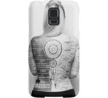 Tattoo Info Samsung Galaxy Case/Skin