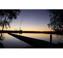Lake Macquarie Photographic Print