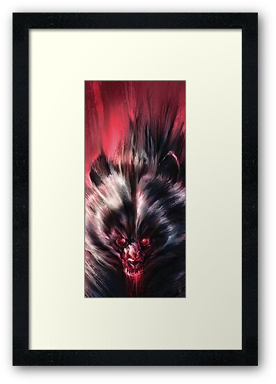 Beware the Werebear by Chris Wahl
