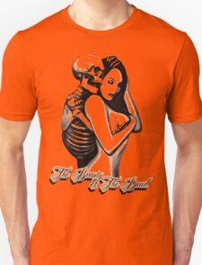The beauty & the dead Unisex T-Shirt