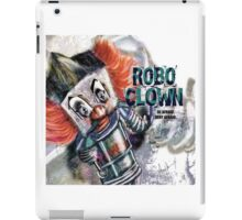 RoBo Clown iPad Case/Skin