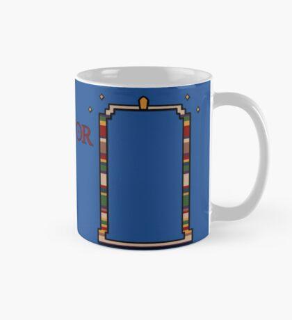 4th Doctor TARDIS Mug