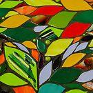 In the glass garden by Scott Mitchell