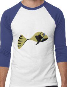 Miro Elements 3 Men's Baseball ¾ T-Shirt