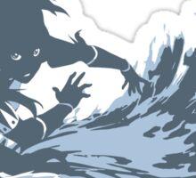 Minimalist Korra from Legend of Korra Sticker