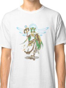 Minimalist Palutena from Super Smash Bros. 4 Classic T-Shirt