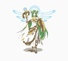 Minimalist Palutena from Super Smash Bros. 4 Unisex T-Shirt