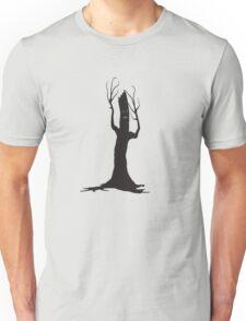 The scary tree Unisex T-Shirt