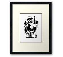 Arcade Miss Fortune League of Legends Framed Print
