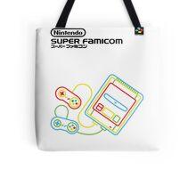 Super Famicom Tote Bag