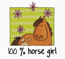 100 % Horse Girl by Corrie Kuipers