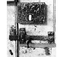 Suffolk Latch Photographic Print