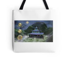 Temple Of Wisdom Tote Bag