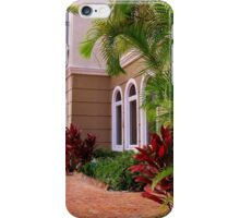 LOVELY SIDEWALK iPhone Case/Skin