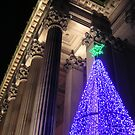 Christmas Tree at St Georges Hall by gothgirl