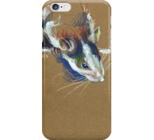 Ketamine the rat iPhone Case/Skin