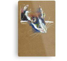 Ketamine the rat Metal Print