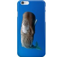iWhale - Common Cachalot - Sperm Whale Galaxy & iPhone case © 2013 Jakob Ziegler iPhone Case/Skin