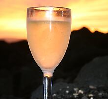 Champagne Sunset by Ryan Nowell