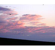 Folding Cloud Photographic Print