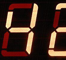 42 - Digital Clock by Nathan Dooley