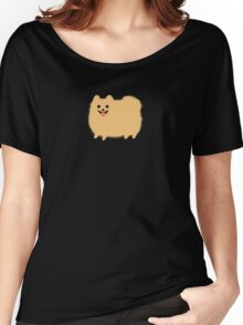 Pomeranian Women's Relaxed Fit T-Shirt