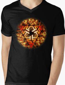Pyrae Mens V-Neck T-Shirt