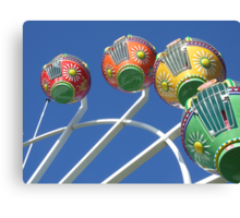 Ferris Wheel in the Sky Canvas Print
