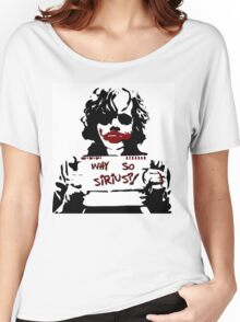 Why so Sirius? Women's Relaxed Fit T-Shirt