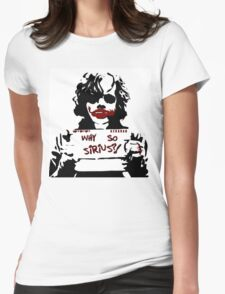 Why so Sirius? Womens Fitted T-Shirt